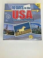 10 Days In The USA The Unpredictable Game Of Making Connections Mensa Select NEW