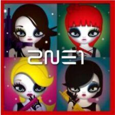 2NE1-2nd Mini Album CD,21p Mari Kim Illust Booklet Sealed