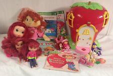 Strawberry 🍓 Shortcake Dolls Playset Huge Lot