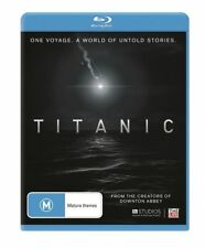Titanic (Blu-ray, 2012) // New & SEALED REGION B