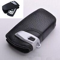 1x Sport Line Genuine Remote Key Case Cover Fob Holder For BMW 2 3 5Series Black