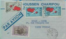 81005 -  MADAGASCAR - POSTAL HISTORY - AIRMAIL COVER from MAJUNGA to FRANCE 1939