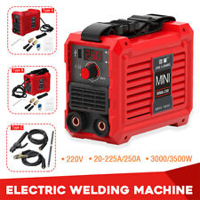 Welder Inverter MINI MMA 225/250Amp LCD Display Portable Stick Welding