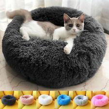 Haustier Plüsch Hundebett Hund Katze Bett Nest Weich Waschbar Flauschig BB