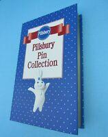 2002 Danbury Mint Pillsbury Doughboy Pin Collection Display Box Only-No Pins FS!