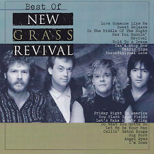 NEW GRASS REVIVAL - CD - BEST OF NEW GRASS REVIVAL