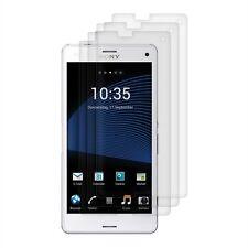 3 Films protection écran traitement anti rayure pour Sony Xperia Z3 COMPACT