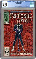 Fantastic Four #262 CGC 9.8 1984 1618418023