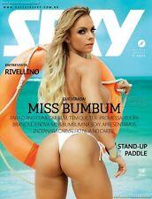 SEXY MAGAZINE BRAZIL # 421 - INDIANARA CARVALHO - JAN 2015 - MINT/SEALED playboy