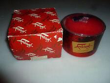 New In Box Faberge Bath Powder Flambeau 10 Oz Vintage Nib Set