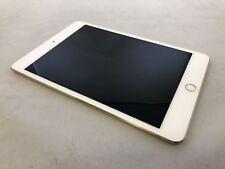 Apple iPad Mini 4 128GB Gold WiFi Excellent Condition