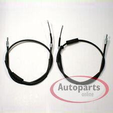 Ford Mondeo 3 III - 2 Piezas Cable de Freno Mano Trasero para la Eje
