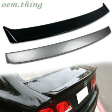 PAINTED HONDA CIVIC 8th 4D SALOON REAR ROOF & TRUNK SPOILER WING 2006-2011 ○