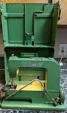 ELNA Grasshopper Model 50 Vintage Portable Sewing Machine 1950's Tested Working
