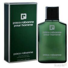 Colonia PACO RABANNE POUR HOMME 3.4 Oz/100 Ml Nuevo en Caja Original