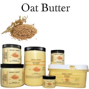 Soy Bean Butter 2 oz up to 3 Lb Pure Raw Fresh Cold Pressed Natural