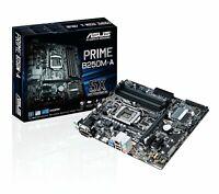 ASUS PRIME B250M-K LGA1151 DDR4 DVI VGA M.2 USB 3.0 B250 MATX MOTHERBOARD -DMG