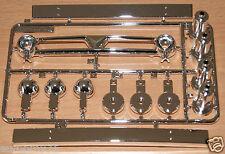 Tamiya 58365 Midnight Pumpkin Metallic, 9005797/19005797 F Parts (Grill/Bumpers)