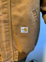 Men's Carhartt  Fire Resistant Full Swing Size Large