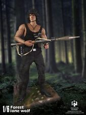 HY TOYS 1/6 Sixth Scale Action Figure Jungle Wolf HY-ZH004