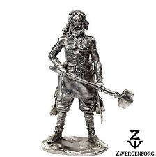 Tin Toy SOLDIER 54mm VIKING Warrior BERSERKER Norse RAIDER 1/32 Metal Tin Figure