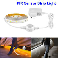 1-5M LED Cabinet Light Motion Sensor 2835 SMD LED Strip lamp with Power supply