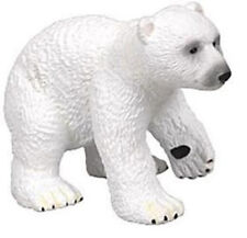 Papo Baby Polar Bear Toy Figurine wild animal 50025 NEW