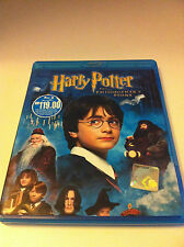 Harry Potter And The Philosopher's Stone Blu-Ray Disc