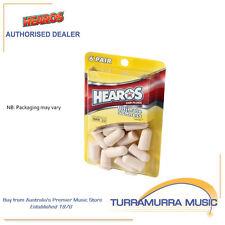 Hearos HS5414 Ultimate Softness Ear Plug Pack - 6 Pairs NRR 32dB