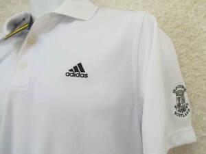 Adidas ST andrews golf polo shirt