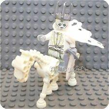 C163N510 Lego Witch-king Minifigure with Skeletal Horse Glow in Dark 79015 NEW