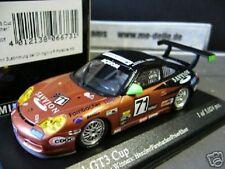 PORSCHE 911 GT3 Cup 996 Daytona 2005 #71 Farnbacher Henzler Minichamps 1:43