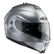 Klapphelm HJC IS-MAX II silber Gr. M Motorrad Helm