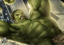 The avengers-hulk affiche A4 wall art