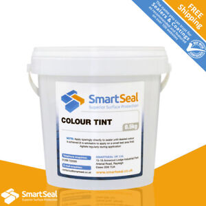 SMARTSEAL Colour Tint for Pattern and Imprinted Concrete Sealer (Sample & 500g)