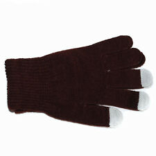 1pair Soft Winter Men Lady Touch Screen Gloves Texting Cap acitive Smartphone