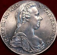 New ListingUncirculated 1780 Austria Maria Theresa Restrike Silver Thaler