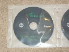 All Day Hold Trading Training Course on DVD stock market day traders simpler