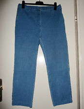 "Edel Damen Original High Quality Jeans""Laura Kent""Gr46,Seitlich Gummi ,NEUWERTIG"