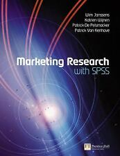 Marketing Research with SPSS by Janssens, Wim