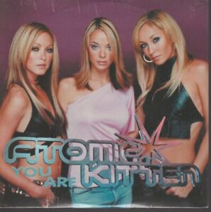 Atomic Kitten You Are Cd Single Card Sleeve Neuf New Neu