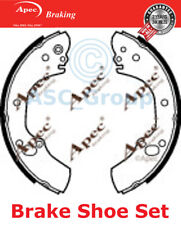 Apec Braking Replacement 295mm x 45mm Drum Brake Shoes Set SHU674