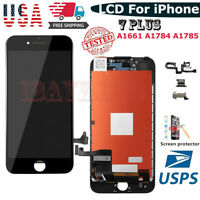 For iPhone 7 Plus A1661 A1784 A1785 3D Touch Screen Replacement LCD Digitize LOT