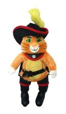 Multipet Puss In Boots 11.5in Dog Toy  (Free Shipping)