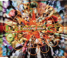Killing Joke	Democracy 3-track jewel case	MAXI CD	D1382	1996	Australia