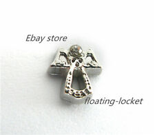 10pcs angel Floating charms For Glass living memory Locket FC1055