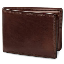 Bosca Credit Bifold Wallet with I.D. Passcase