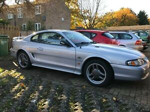1995 ford mustang 5.0 HO gt