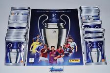PANINI CHAMPIONS LEAGUE 2011/12 album vuoto + 150 OVP cartocci (750) STICKER