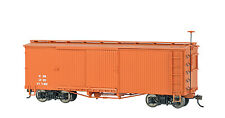 Bachmann Spectrum On30 Scale Boxcar - Mineral Red (Data Only)